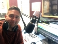 He's back again, live on your local radio station, Seahaven FM this Saturday morning !!
