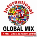 The GLOBAL MIX with JoeL every Tuesday 7-9pm