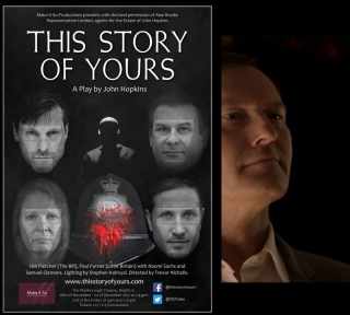 Trevor Nicholls & the Cast of 'This Story of Yours'